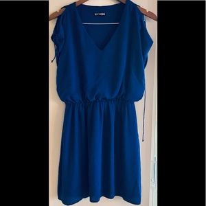 EXPRESS Womens dress Small knee length fully lined